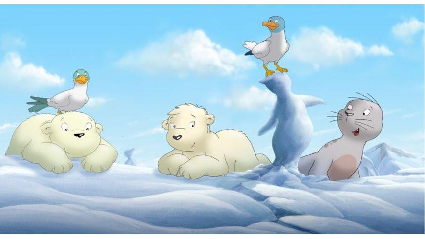 Der kleine Eisbaer 2 Die geheimnisvolle Insel