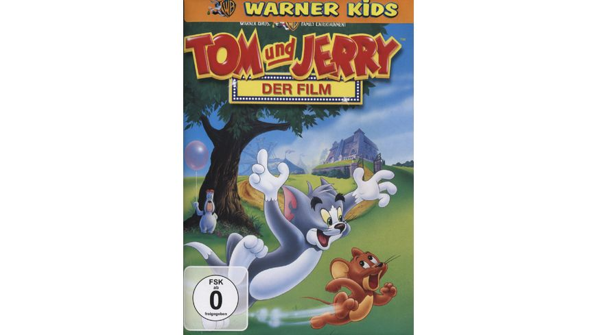 Tom Jerry Der Film Warner Kids Edition