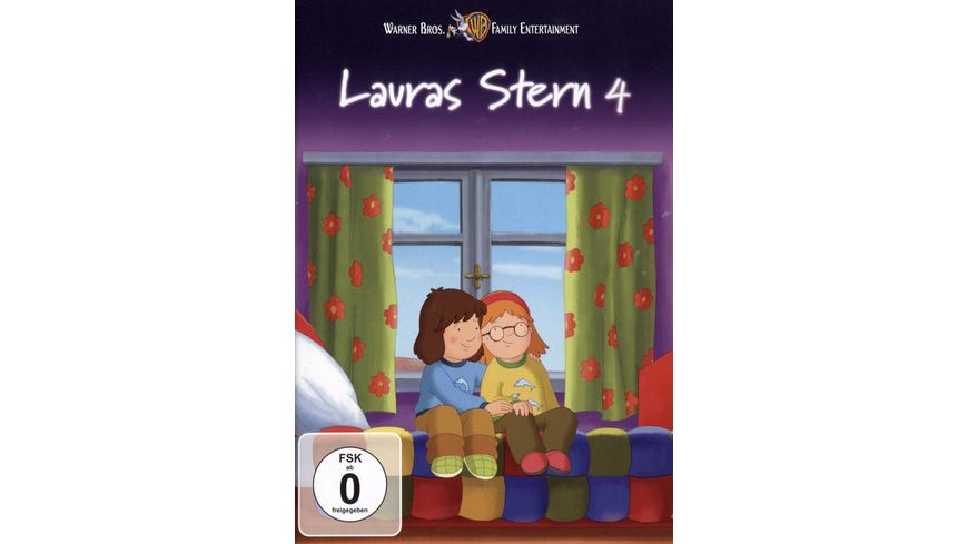 Lauras Stern 4 Warner Kids Edition