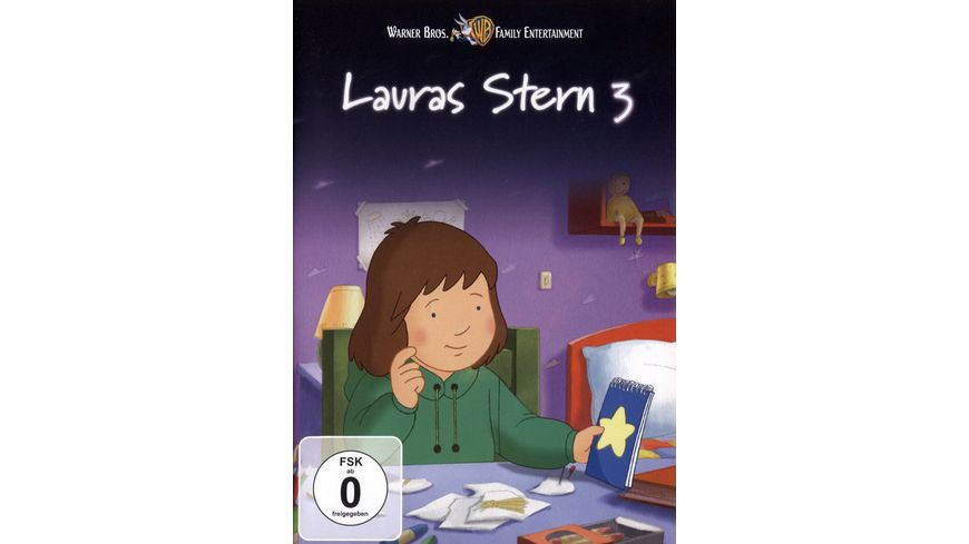Lauras Stern 3 Warner Kids Edition