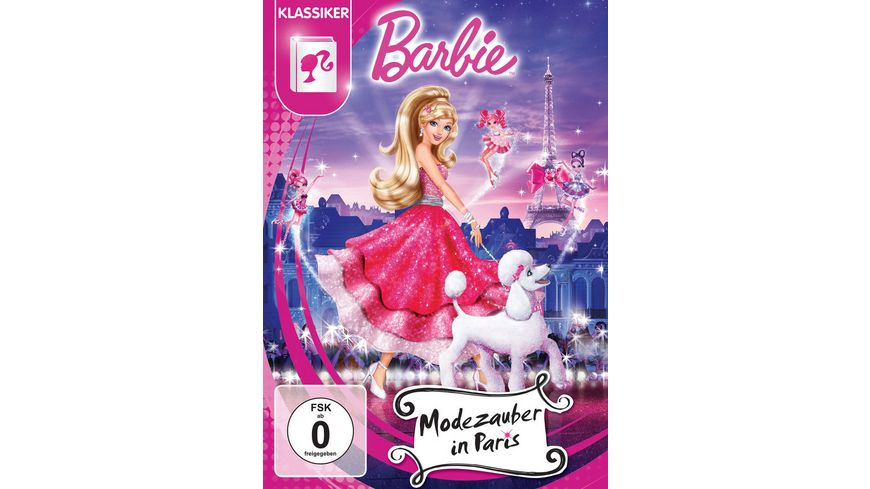 Barbie Modezauber in Paris