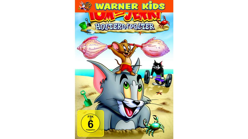Tom Jerry Holterdipolter Warner Kids