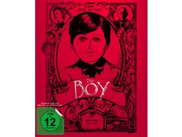 The Boy Mediabook DVD
