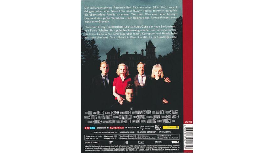 Altes Geld 3 DVDs