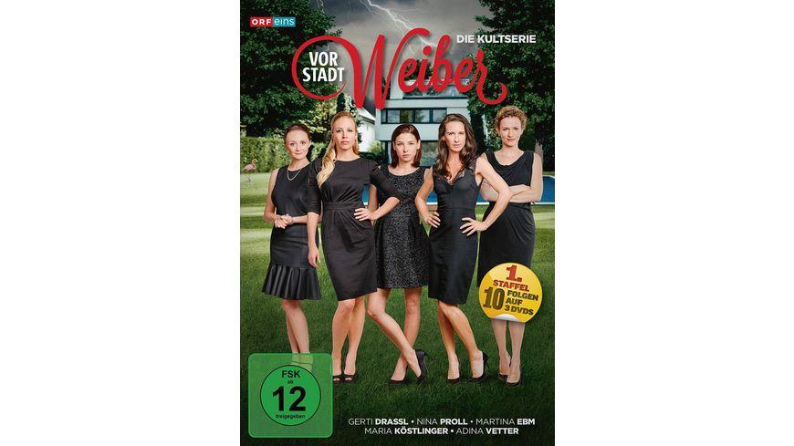 Vorstadtweiber Staffel 1 3 DVDs