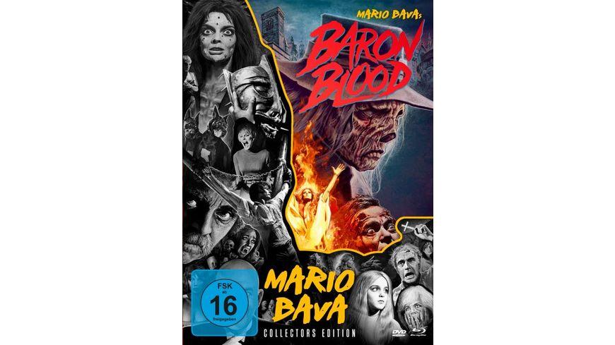 Baron Blood Mario Bava Collection 4 DVD Bonus DVD