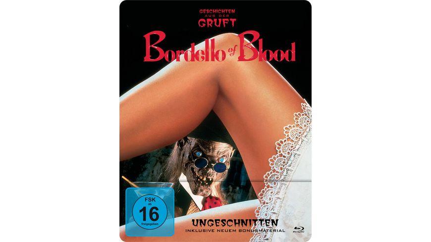 Bordello of Blood Geschichten aus der Gruft praesentiert Ungeschnitten Steelbook