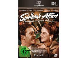Spielbank Affaere Parkplatz zur grossen Sehnsucht Alle 3 Kinofassungen 2 DVDs