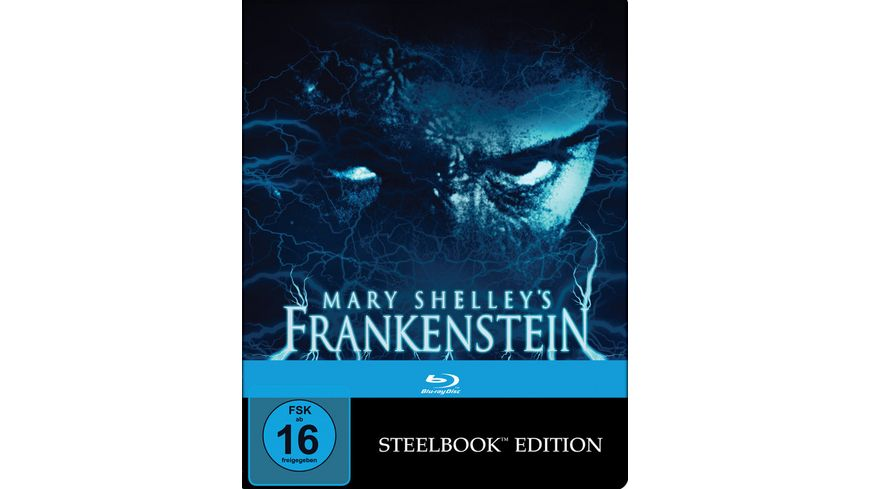 Mary Shelley s Frankenstein Steelbook