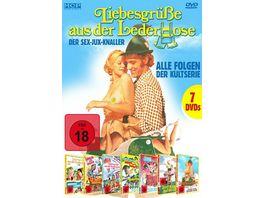 Liebesgruesse aus der Lederhose Teil 1 7 7 DVDs