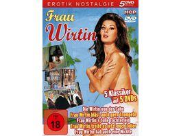 Frau Wirtin 5 DVDs