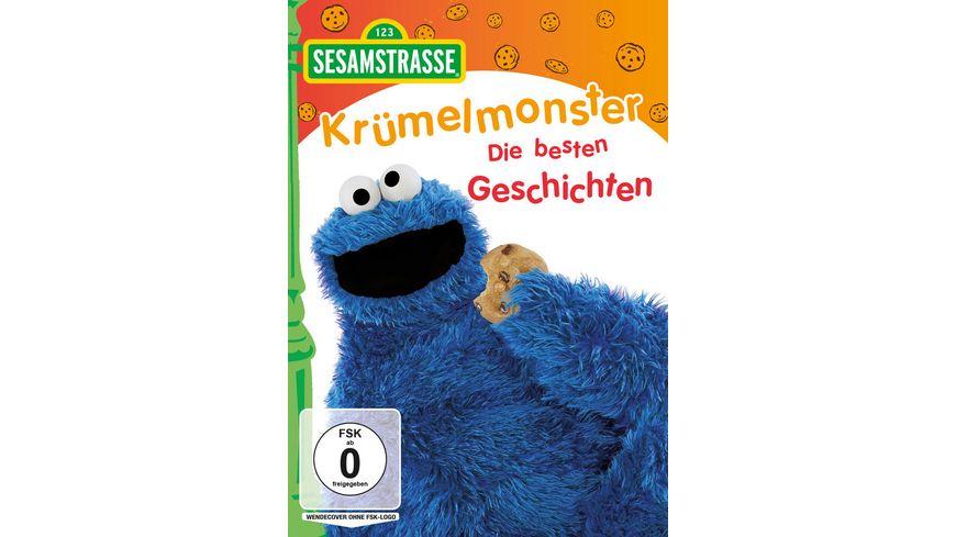 Sesamstrasse Kruemelmonster Die besten Geschichten