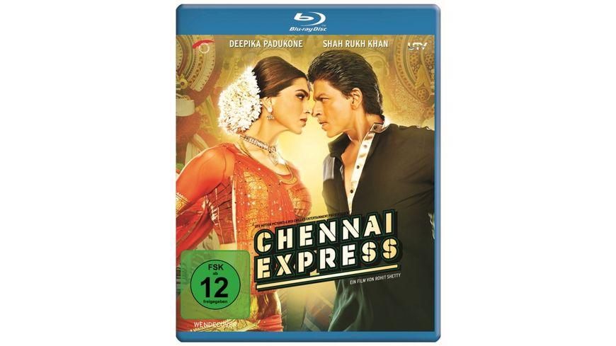 Chennai Express SLE Bonus DVD