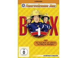 Feuerwehrmann Sam Box 1 2 DVDs