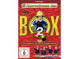 Feuerwehrmann Sam Box 2 2 DVDs