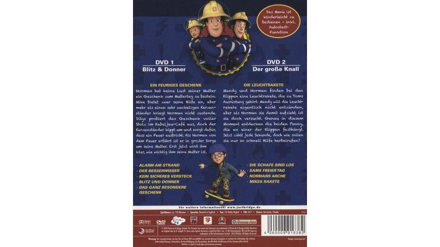 Feuerwehrmann Sam Box 3 2 DVDs