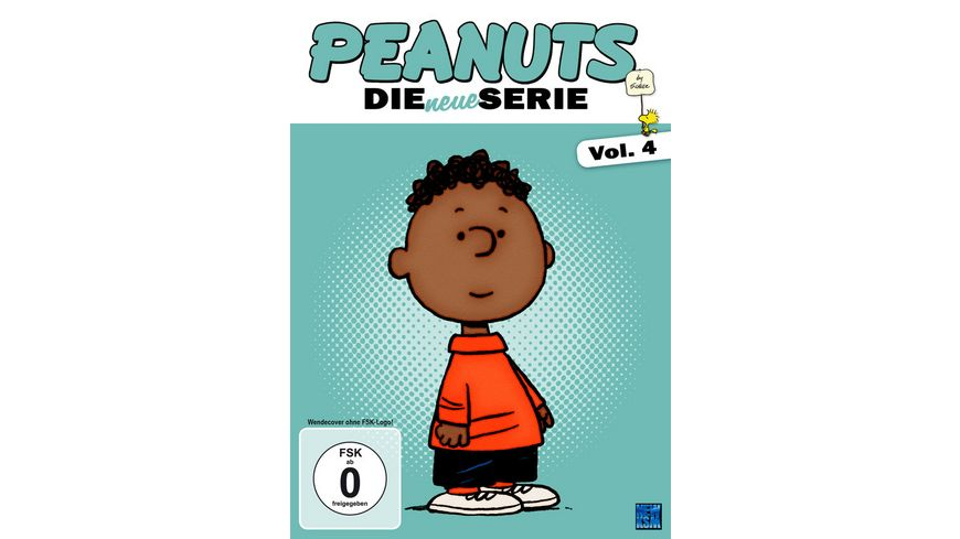 Peanuts Die neue Serie Vol 4 Folge 31 40