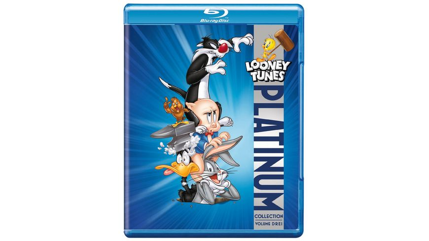 Looney Tunes Platinum Collection Volume 3 2 BRs