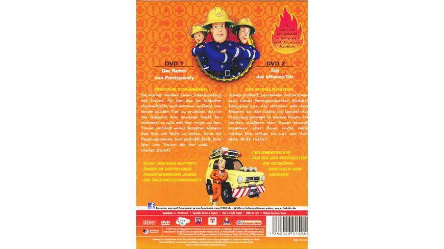 Feuerwehrmann Sam Box 5 2 DVDs