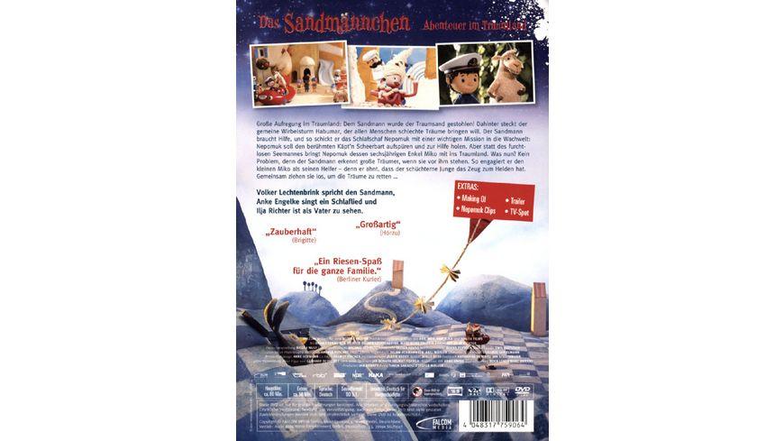 Das Sandmaennchen Abenteuer im Traumland Winteredition