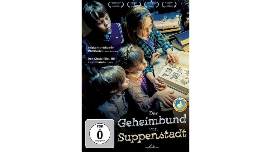 Der Geheimbund von Suppenstadt