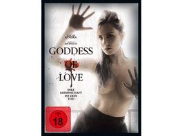 Goddess of Love SE DVD