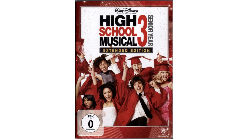 High School Musical 3 Senior Year Extended Edition