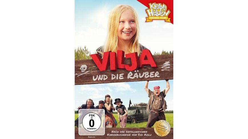 Vilja und die Raeuber