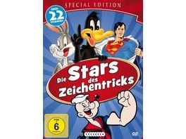 Die Stars des Zeichentricks SE 8 DVDs Metal Pack