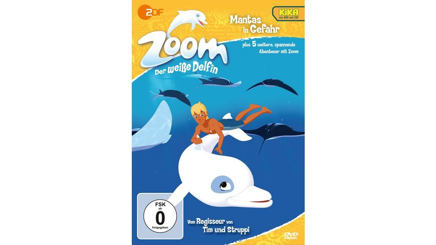 Zoom Der weisse Delphin Vol 2 Mantas in Gefahr