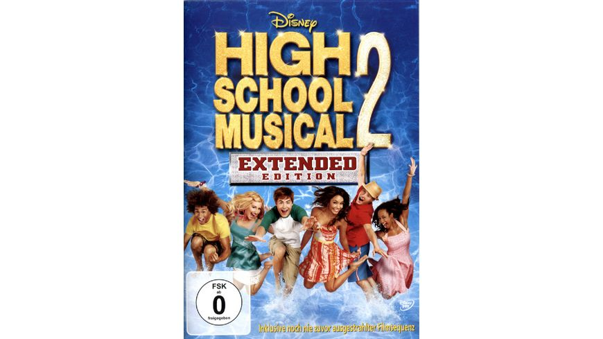 High School Musical 2 Extended Edition