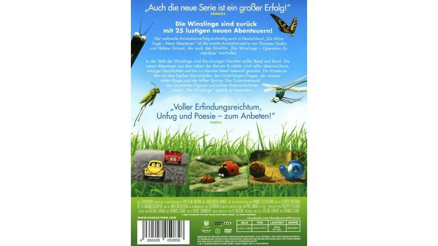 Die Winzlinge Neue Abenteuer Volume 1