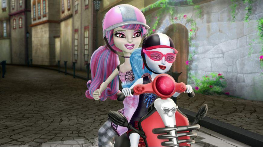Monster High Scaris Monsterstadt der Mode