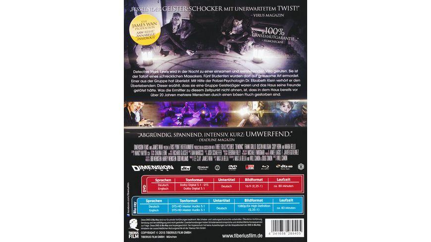 Demonic Uncut Steelbook DVD LE
