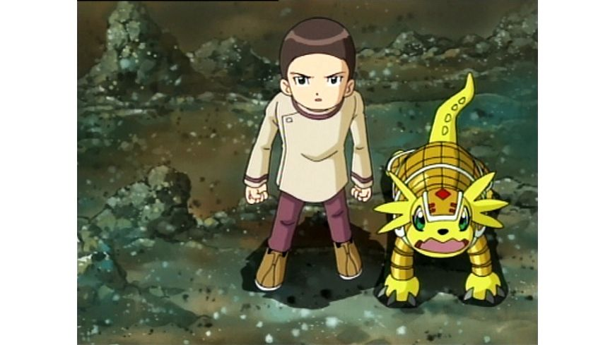 Digimon Adventure 02 Volume 3 Episode 35 50 3 DVDs