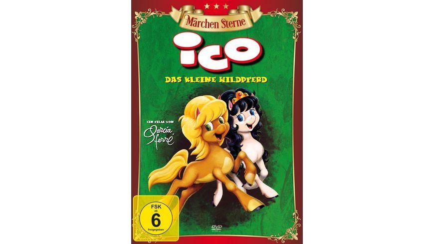 Ico Das kleine Wildpferd Maerchen Sterne
