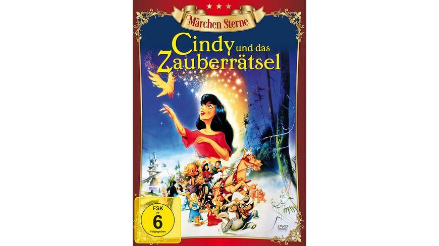 Cindy und das Zauberraetsel Maerchen Sterne