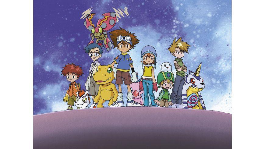 Digimon Adventure 01 Volume 1 Episode 01 18 3 DVDs