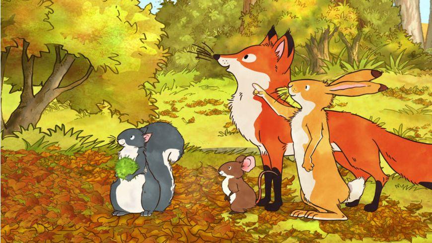 Weisst du eigentlich wie lieb ich dich hab Die Abenteuer des kleinen Hasen