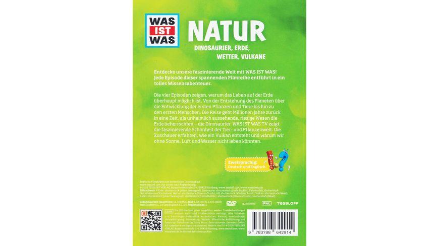 Was ist Was Box 1 Natur 4 DVDs