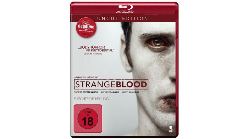 Strange Blood Uncut
