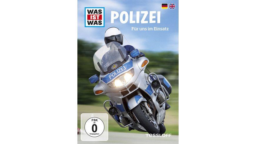 Was ist Was Polizei