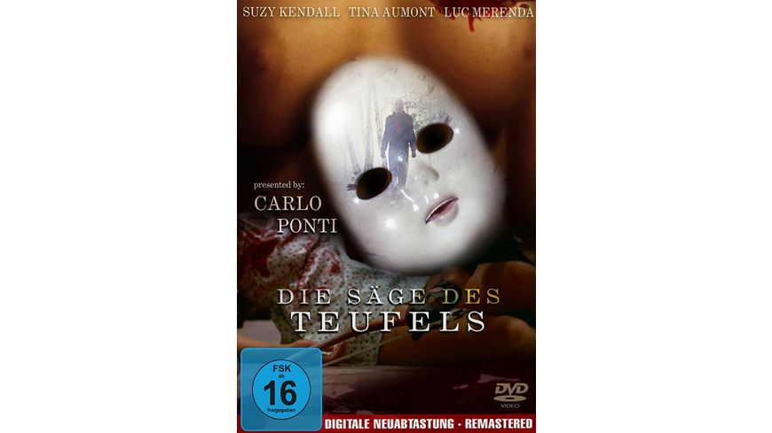 Die Saege des Teufels Digital Remastered
