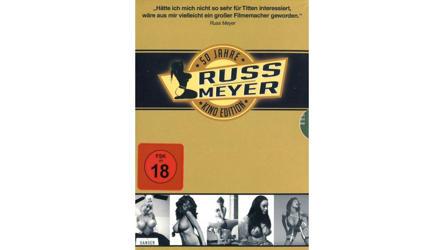Russ Meyer Kino Edition 7 DVDs