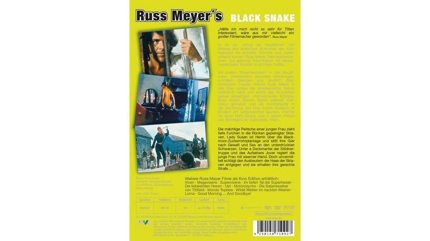 Russ Meyer Blacksnake Kino Edition