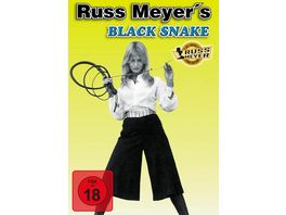 Russ Meyer Blacksnake Kino Edition
