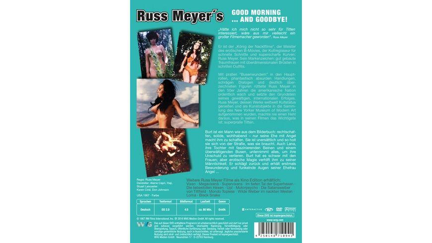 Russ Meyer Good Morning and goodbye Kino Edition