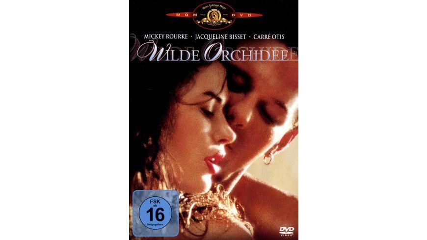 Wilde Orchidee 1