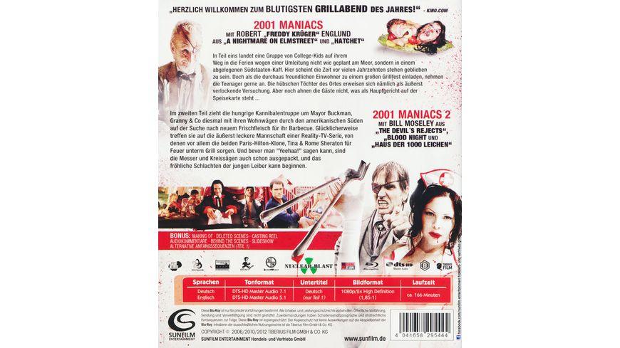 2001 Maniacs 1 2 2 BRs