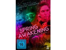 Spring Awaking Rebellion der Jugend